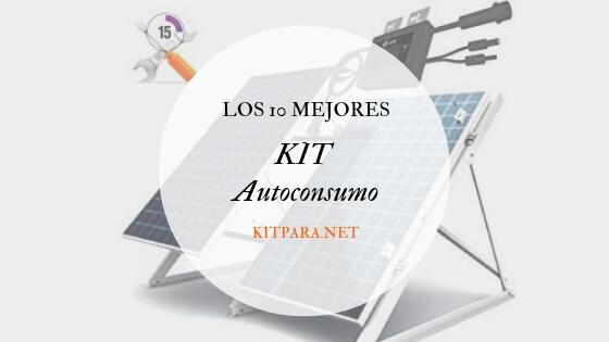 Kit-autoconsumo