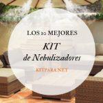 Kit de nebulizadores